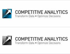 nº 88 pour Design a Logo for Competitive Analytics par edvans