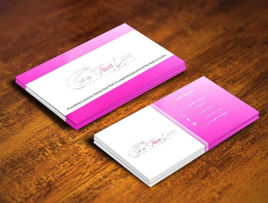 #28 for Quick Design For Business Card by pointlesspixels