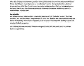 aaronlowcy tarafından write a profile for my company için no 9