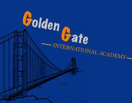 #6 untuk Design a Logo for Golden Gate International Academy oleh sk4