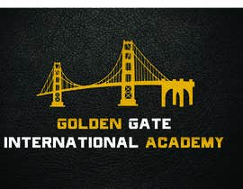 #1 untuk Design a Logo for Golden Gate International Academy oleh MilenkovicPetar