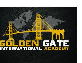 #2 para Design a Logo for Golden Gate International Academy por MilenkovicPetar