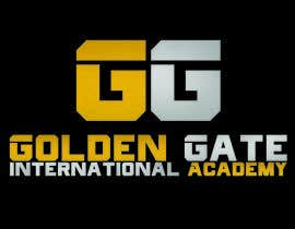 #11 untuk Design a Logo for Golden Gate International Academy oleh MilenkovicPetar