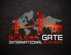 #16 para Design a Logo for Golden Gate International Academy por MilenkovicPetar