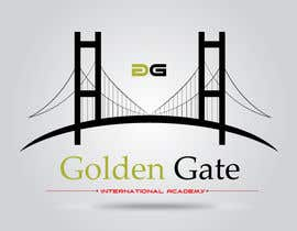 #4 para Design a Logo for Golden Gate International Academy por PhamDucTam1987