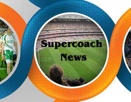 nº 2 pour Design a Banner for Australian Football Supercoach News par IllusionG