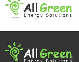#58 for Design a Logo for All Green Energy Solutions by threedrajib