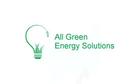 #48 for Design a Logo for All Green Energy Solutions by cristinandrei
