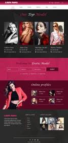 webmastersud tarafından Design for erotic models web site için no 66