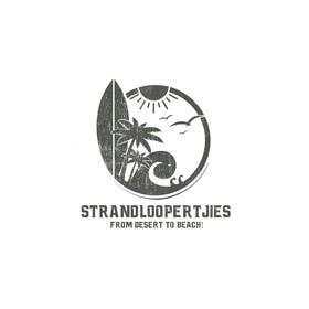 Olexandro tarafından Design a Round Logo. Theme: Surfing, island life, Namibian dunes and birds için no 70