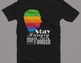 #120 для T-Steve, a tribute shirt for Steve Jobs от yabdel