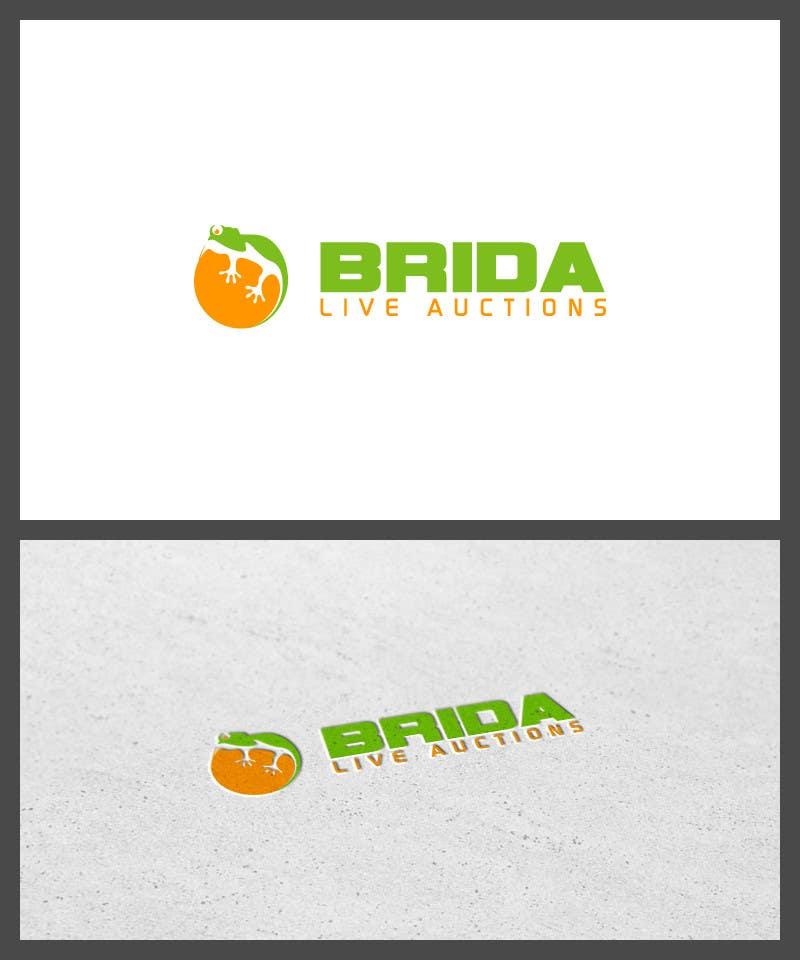 Inscrição nº 150 do Concurso para Logo Design for Brida (Gecko)