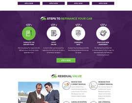 davidnalson tarafından Design a ONE-PAGER INTERACTIVE WEB PAGE (ONE PAGER WEBSITE) için no 67