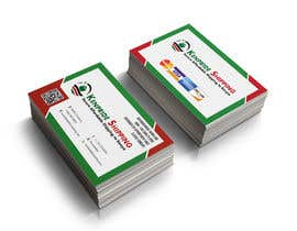 #58 untuk Design some Business Cards for shipping company oleh EugenEBv