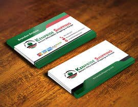 #54 untuk Design some Business Cards for shipping company oleh mamun313