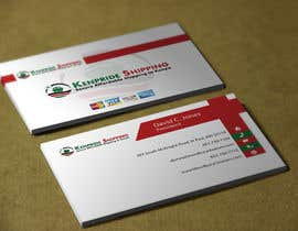 #69 untuk Design some Business Cards for shipping company oleh Habib919000