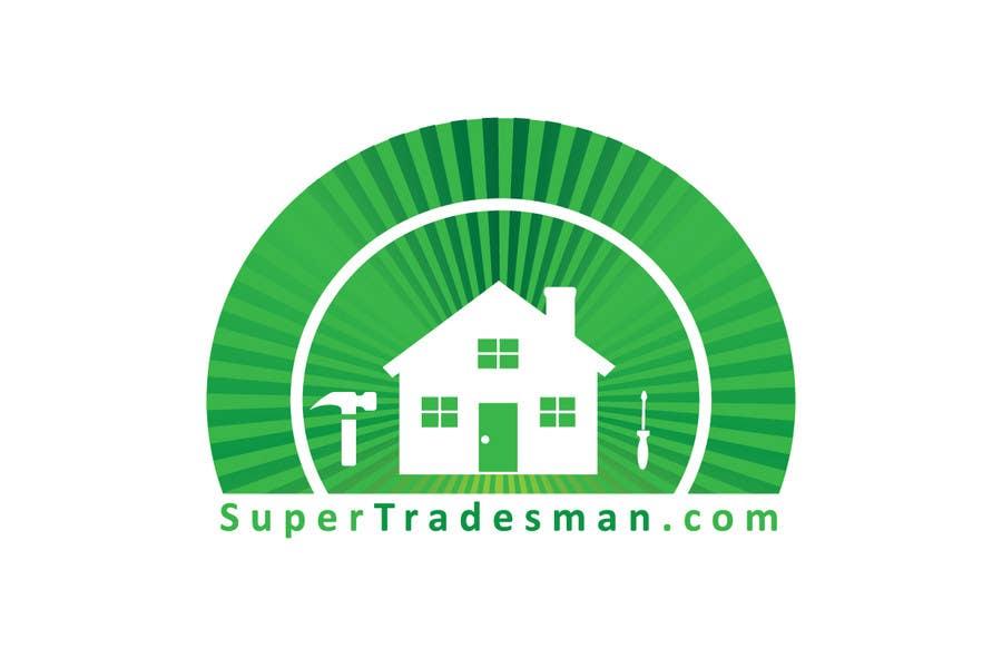 Inscrição nº 32 do Concurso para A logo for supertradesman.com