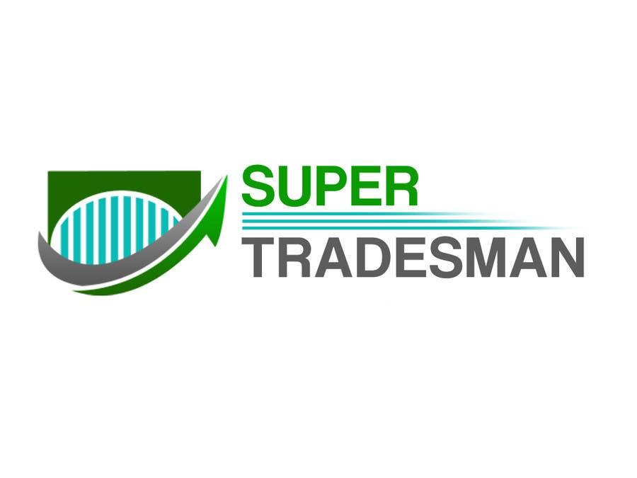 Inscrição nº 12 do Concurso para A logo for supertradesman.com