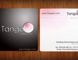 #89 untuk Business Card Design -Contemporary and Creative Wanted! oleh akhilnic