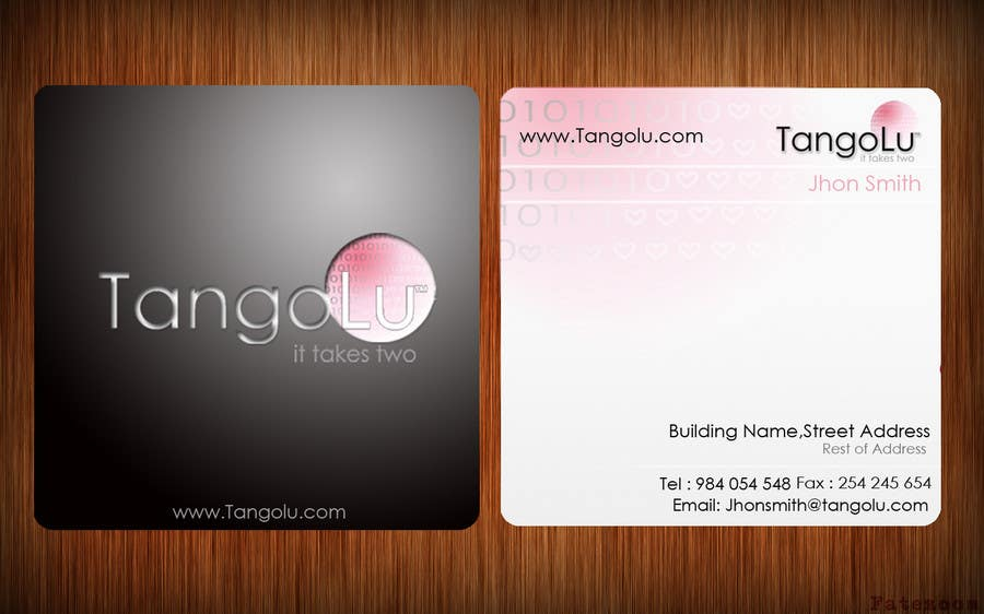 Contest Entry #                                        90                                      for                                         Business Card Design -Contemporary and Creative Wanted!