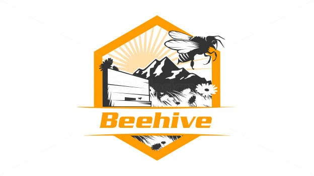 Bài tham dự cuộc thi #2 cho Design a Logo for a temporary student work agency 'Beehive'.