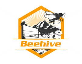 #2 for Design a Logo for a temporary student work agency 'Beehive'. af Tiberiu1998
