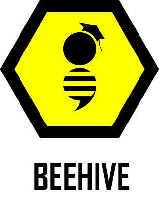 Bài tham dự cuộc thi #26 cho Design a Logo for a temporary student work agency 'Beehive'.