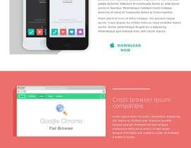 samuelsams tarafından Build and Re-Design our iPhone App Website (www.mybooklet.co) için no 1