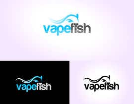 #37 para Pollish an existing logo for an e-cigarette brand por chrissieroberts
