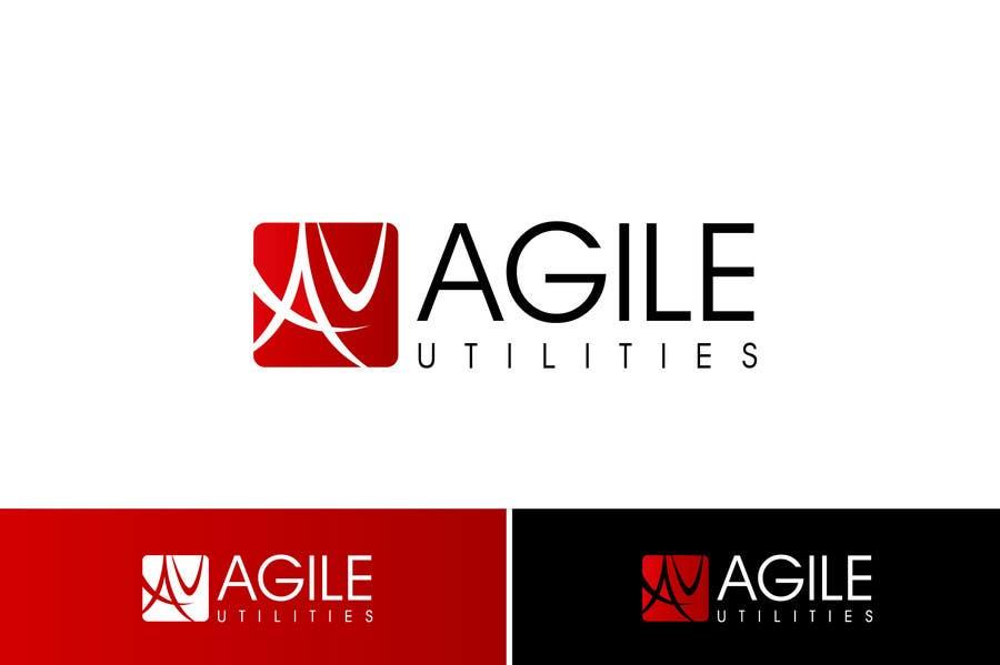 Kilpailutyö #99 kilpailussa Logo Design for Agile Utilities