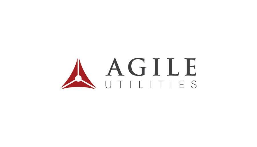 Kilpailutyö #197 kilpailussa Logo Design for Agile Utilities