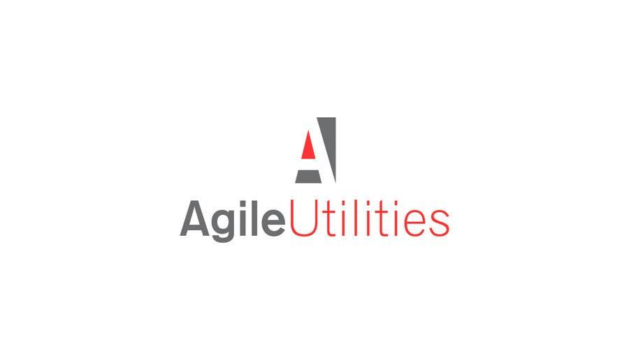 Kilpailutyö #131 kilpailussa Logo Design for Agile Utilities