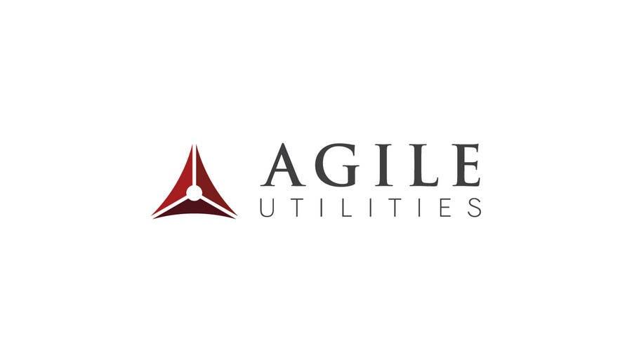 Entri Kontes #196 untukLogo Design for Agile Utilities