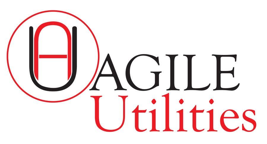 Kilpailutyö #81 kilpailussa Logo Design for Agile Utilities