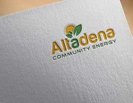 """LoveDesign007 tarafından """"Altadena Community Energy"""" Logo Design için no 13"""