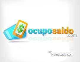 nº 33 pour Diseñar un logotipo para venta de recargas par heinzlade