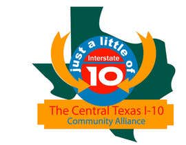 Siddik16 tarafından Design a Logo for The Central Texas I-10 Community Alliance için no 60