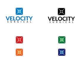 """designfreakz tarafından Design a Logo for my company """"Velocity Surgical"""" için no 4"""