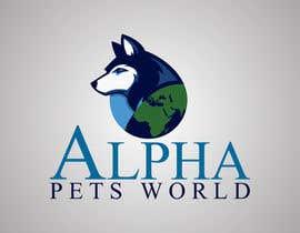 Vdesigns99 tarafından AlphaPetsWorld logo!! için no 19