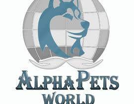 zeljkoerste tarafından AlphaPetsWorld logo!! için no 50