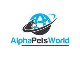designblast001 tarafından AlphaPetsWorld logo!! için no 65