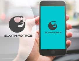 parikhan4i tarafından [Game Studio Logo] Sloth with aviator sunglasses with SLOTH FORCE written below için no 72