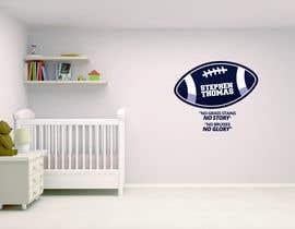 manuelvzlan tarafından Baby Nursery Wall Sticker Design için no 44