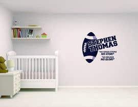 manuelvzlan tarafından Baby Nursery Wall Sticker Design için no 45