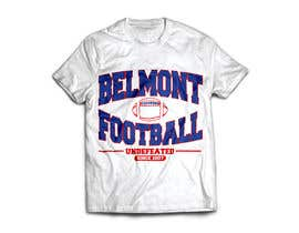 kentpaden tarafından (American) Football T-shirt için no 73