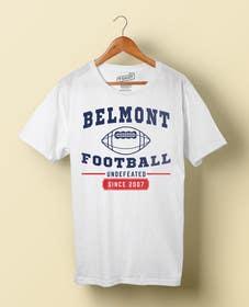 squirrel1811 tarafından (American) Football T-shirt için no 48