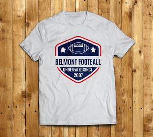 squirrel1811 tarafından (American) Football T-shirt için no 50
