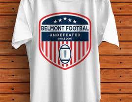 Amalbasti tarafından (American) Football T-shirt için no 107