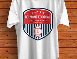 Amalbasti tarafından (American) Football T-shirt için no 110