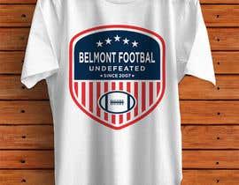 Amalbasti tarafından (American) Football T-shirt için no 112